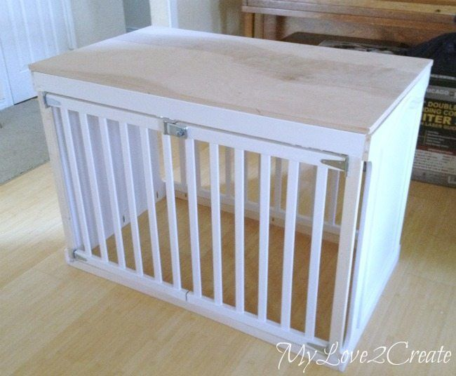 Diy Dog Crate Plans 7 Plans For Your Pup S Custom Kennel