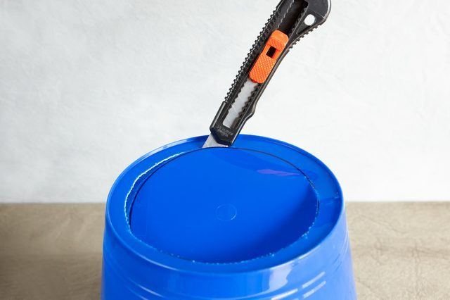 DIY bucket collar