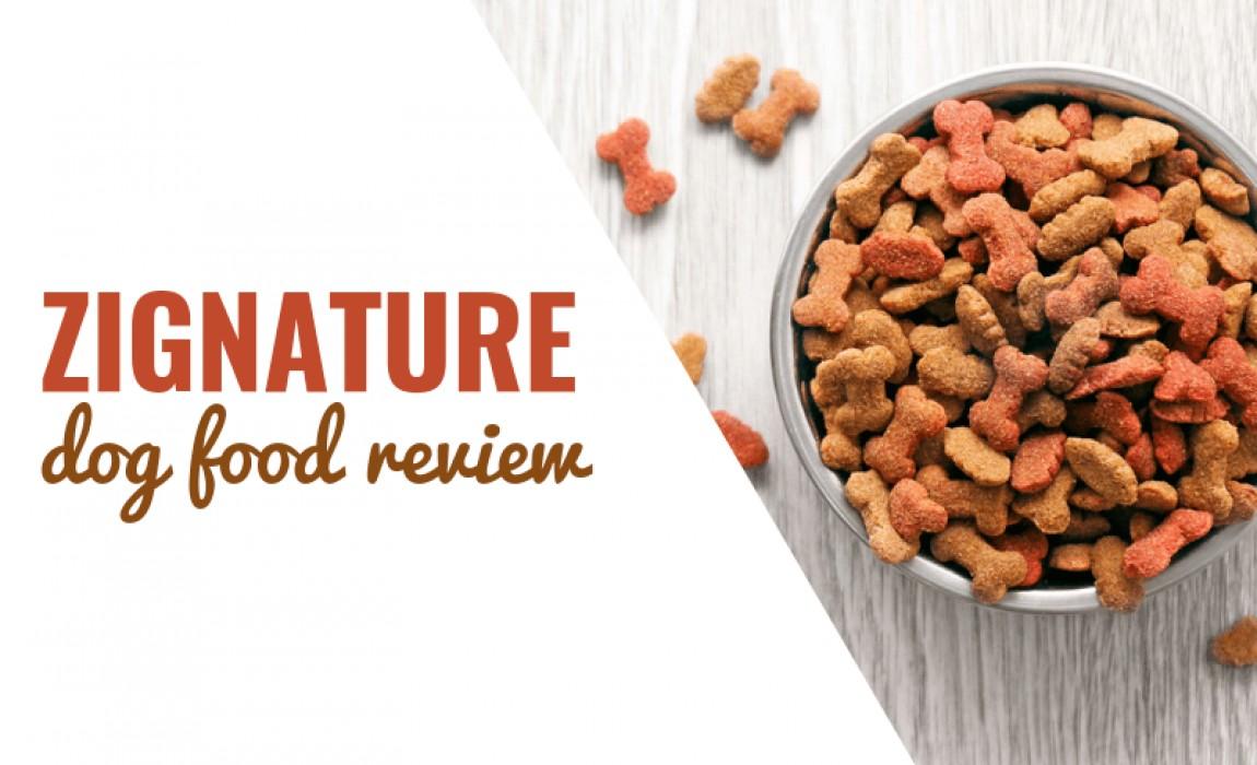 zignature-dog-food-review