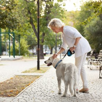 Leash for Arthritic Hands