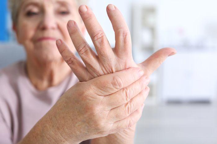 Leash for Arthritis Sufferers