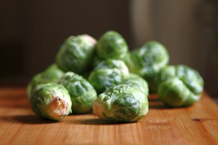brussel sprouts for dogs