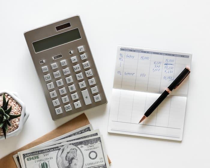 dog photography finances