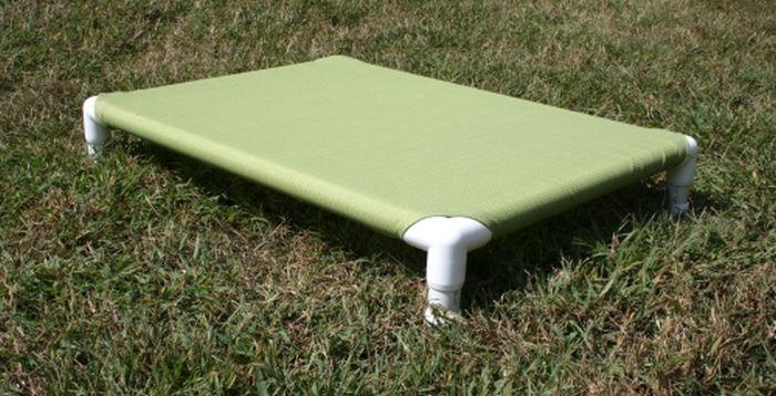 PVC DIY Dog Bed