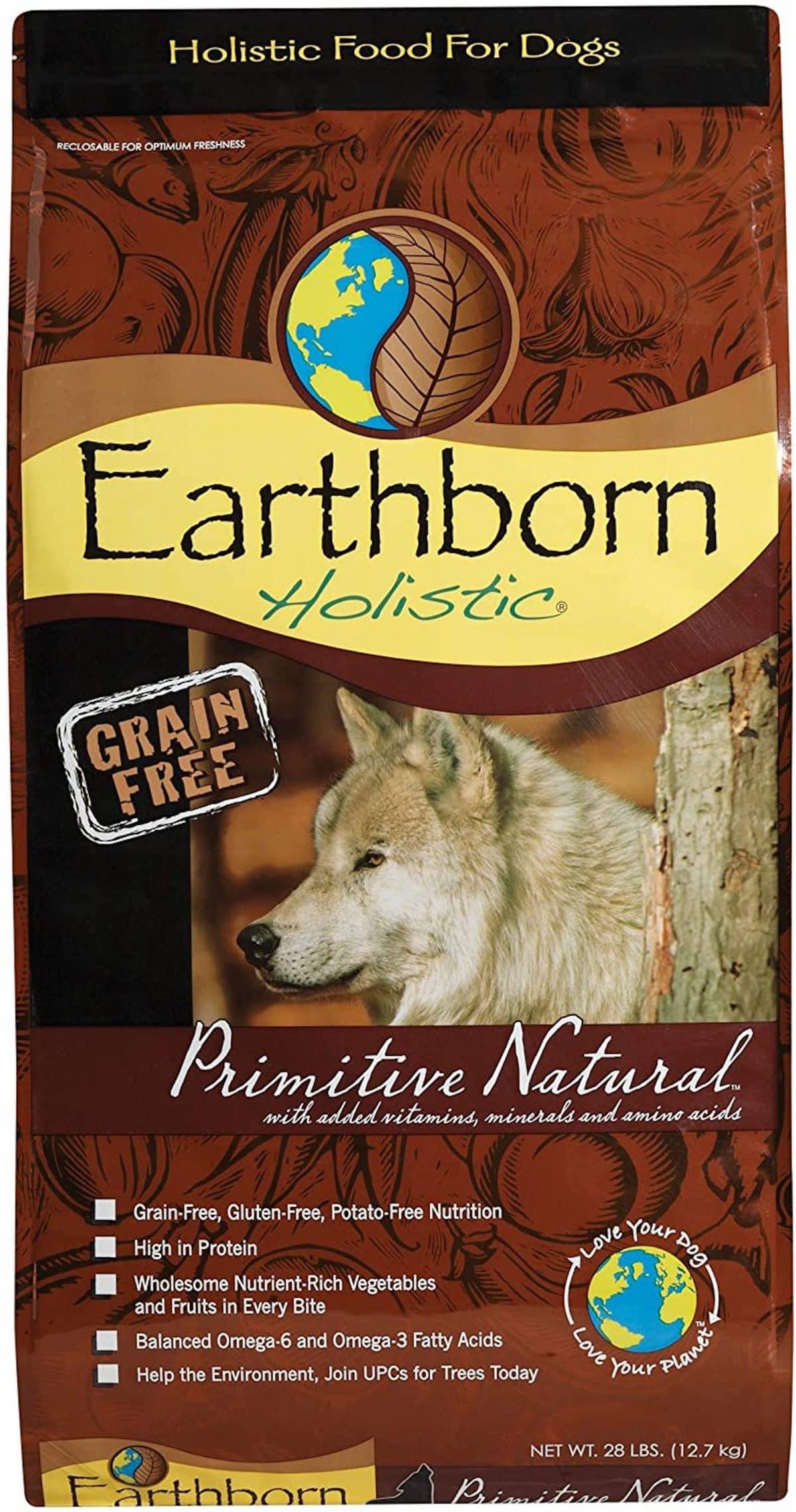 Earthborn Holistics Primitive Natural