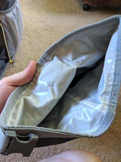 dog food liner bag