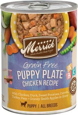 Merrick Puppy Plate Chicken