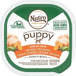 NUTRO Tender Chicken, Sweet Potato & Pea Stew