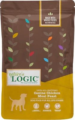 Nature's Logic Dry Dog Food (Chicken)