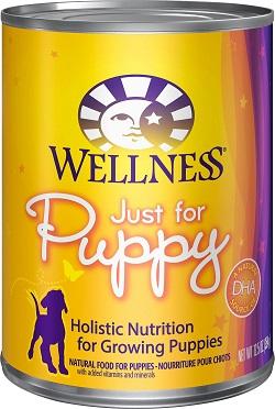 Wellness Complete Health Chicken & Salmon Puppy Food