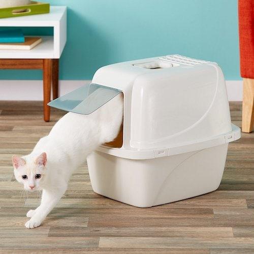 vanness cat litter pan