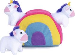 zippypaws unicorn