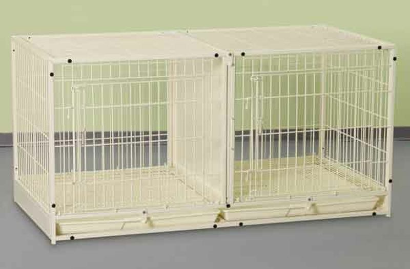 dog crates that stack