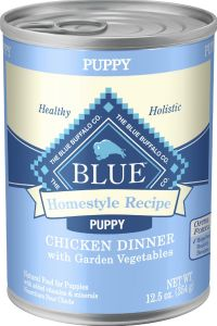 Blue Buffalo Canned food