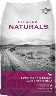 Diamond Naturals Puppy Food