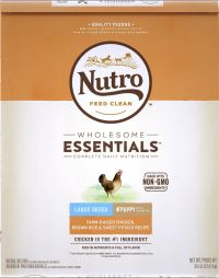 Nutro Large Breed Puppy Food
