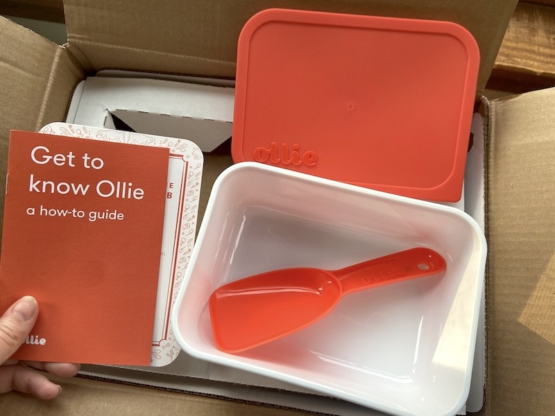 ollie unboxing