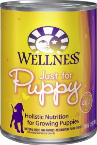 Wellness Canned Puppy Food