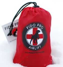 FIDO airlift harness