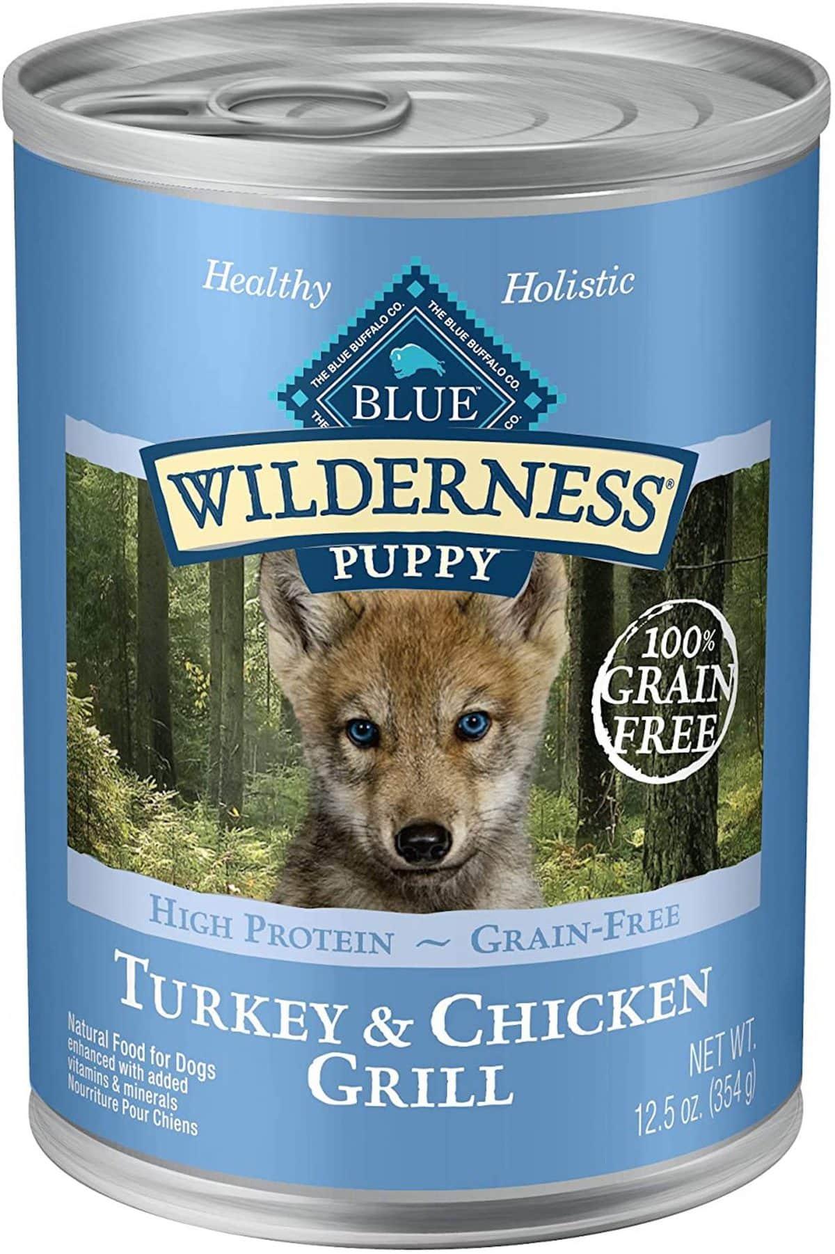 Blue Wilderness Turkey & Chicken Grill