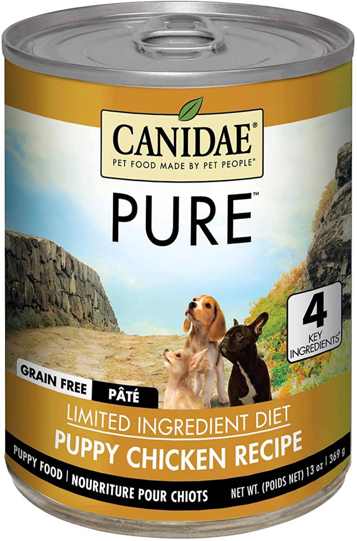 Canidae Limited Ingredient Diet Puppy Chicken Formula