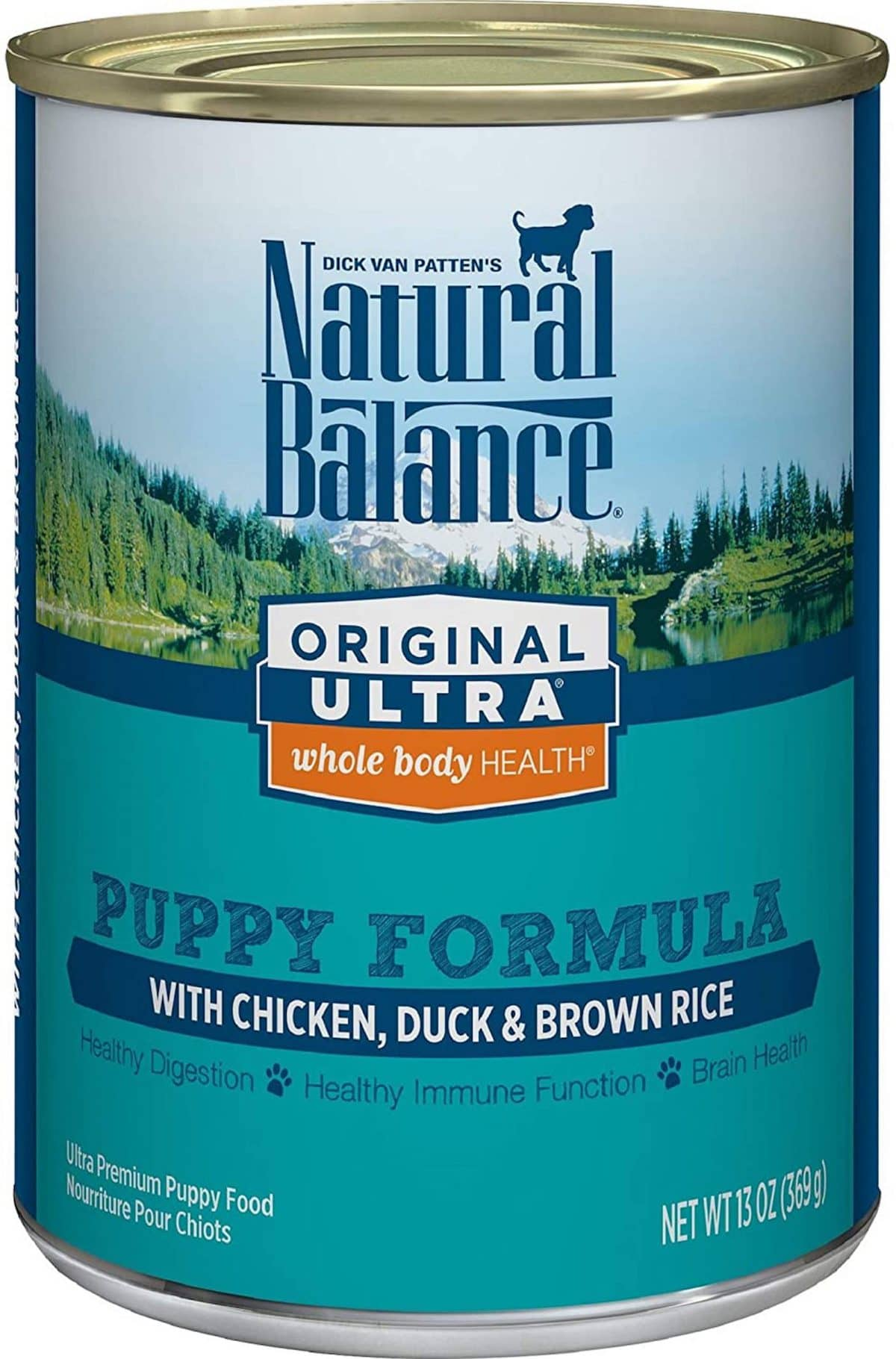 Natural Balance Original Ultra Whole Body Health Wet Food