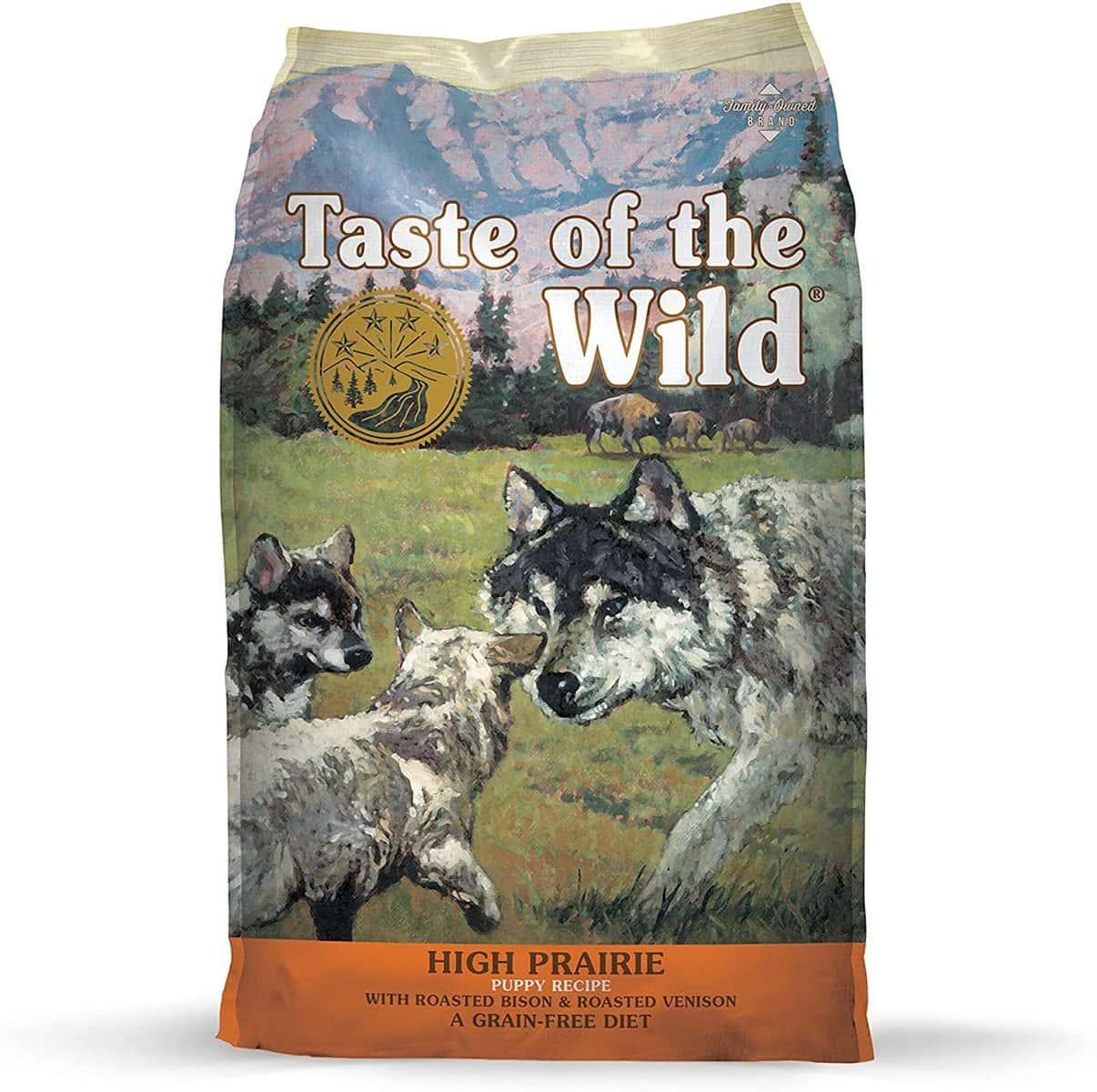 Taste of the Wild Grain-Free Puppy Food