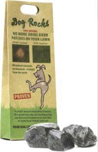 Dog rocks for urine spots