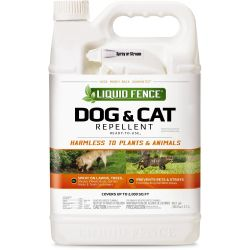Liquid Fence Dog Deterrent