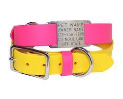 Biothane Waterproof Dog Collar