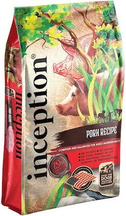 Inception Dry Dog Food