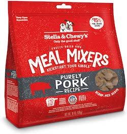 pork food topper