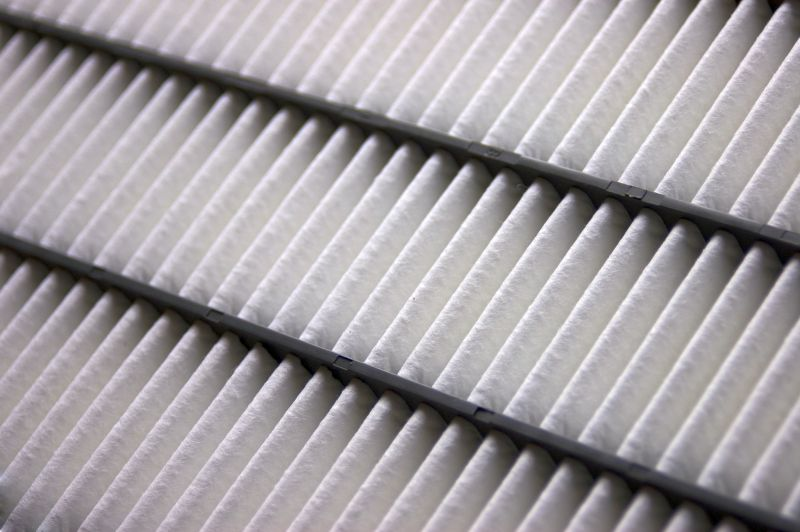 air filters remove particles