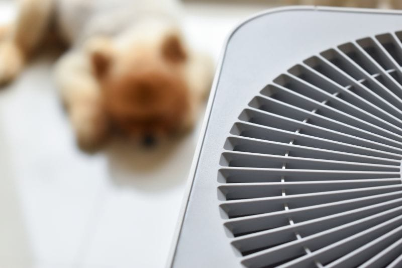 CADR for air purifiers