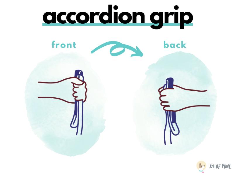 accordian grip
