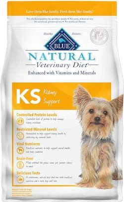 Blue Buffalo Natural Veterinary Diet KS