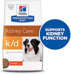 Hill's Prescription Diet — k/d