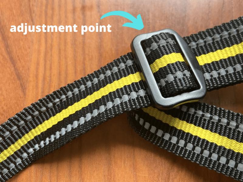 adjustment points