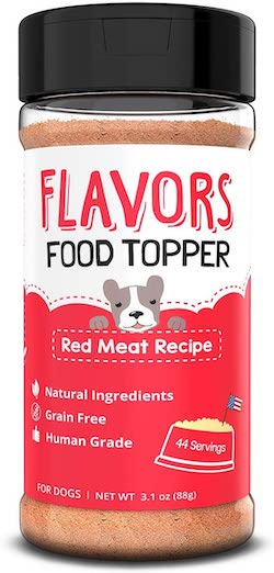 Flavors Food Topper