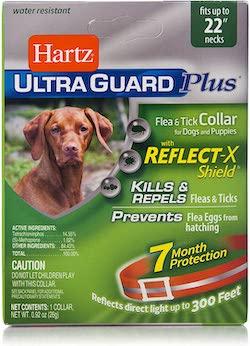 Hartz UltraGuard Flea & Tick Collar