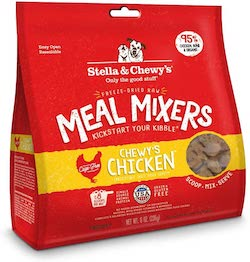 Stella & Chewy's Freeze-Dried Raw Meal Mixer