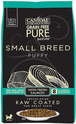 Canidae Pure Petite Raw Coated Puppy Food