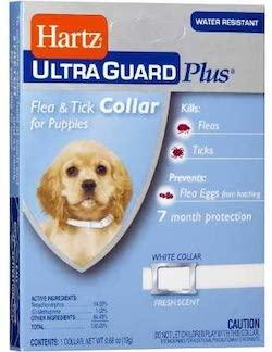 Hartz Ultraguard Plus Puppy Collar