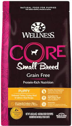 Wellness CORE Natural Small Breed Puppy Food