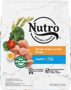 Nutro puppy food