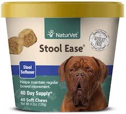 NaturVet Stool Ease