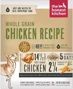 The Honest Kitchen is a sustainable brand