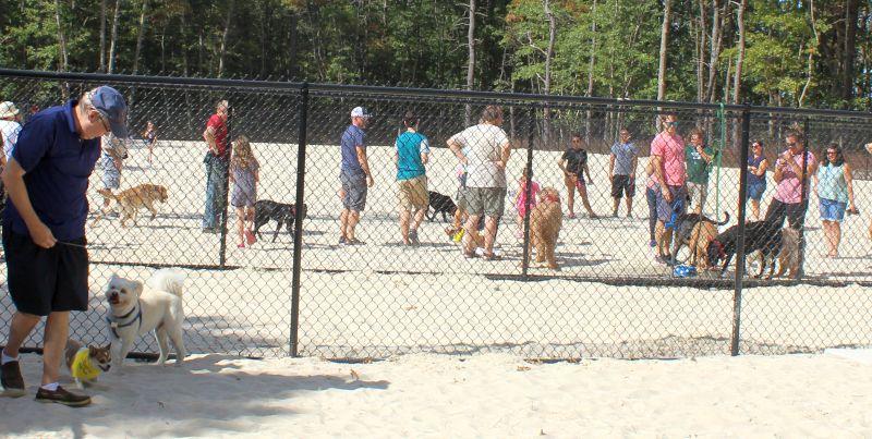 Egg Harbor Township Dog Park NJ