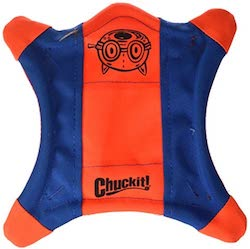 ChuckIt Flying Squirrel Spinning Dog Toy