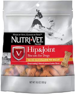 Nutri-Vet Hip & Joint Biscuits